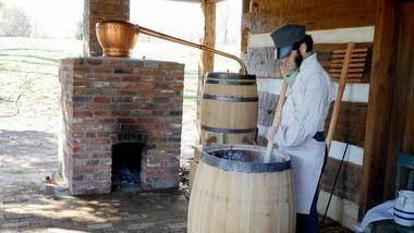 Learn About Farm Distilling at Historic Locust Grove