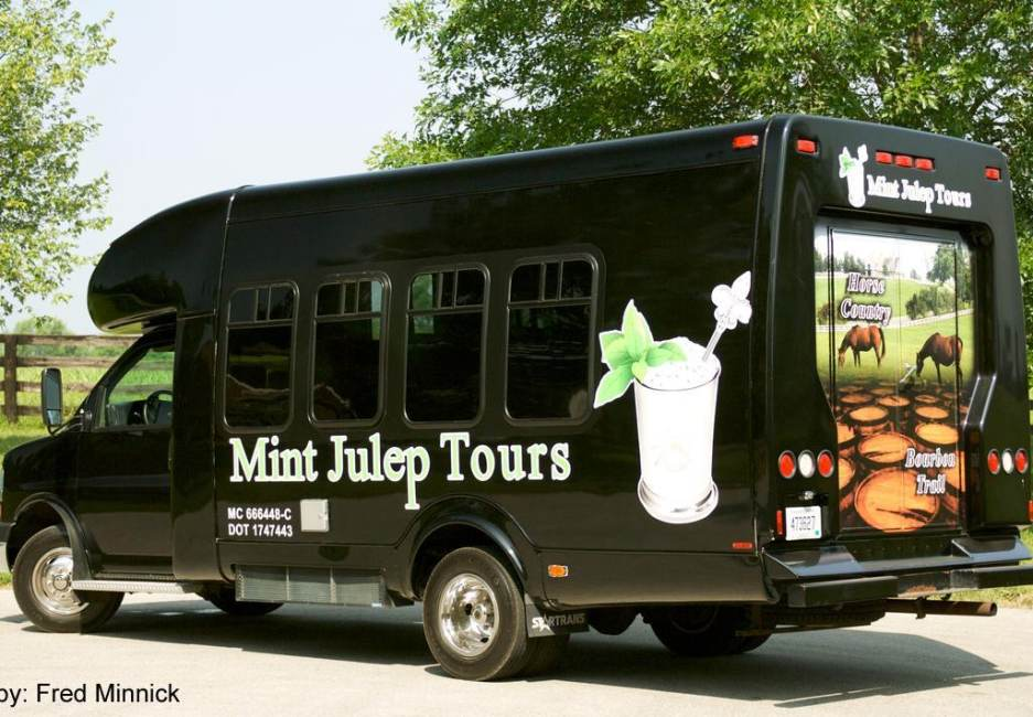 Celebrate Bourbon Heritage Month with Mint Julep Tours
