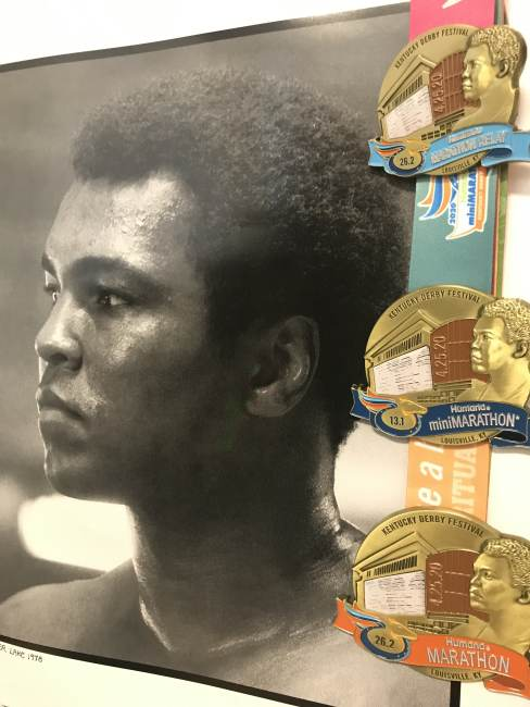 Derby Festival Race Reveals Tribute to The Greatest Of All Time