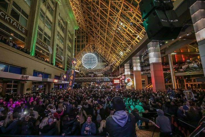 Louisville showcases packed event lineup for New Year's Eve weekend