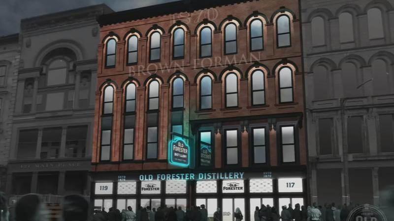 An Urban Bourbon Distillery sets open date