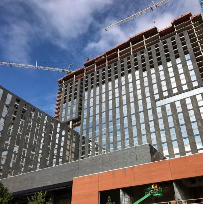 New Omni to open in March