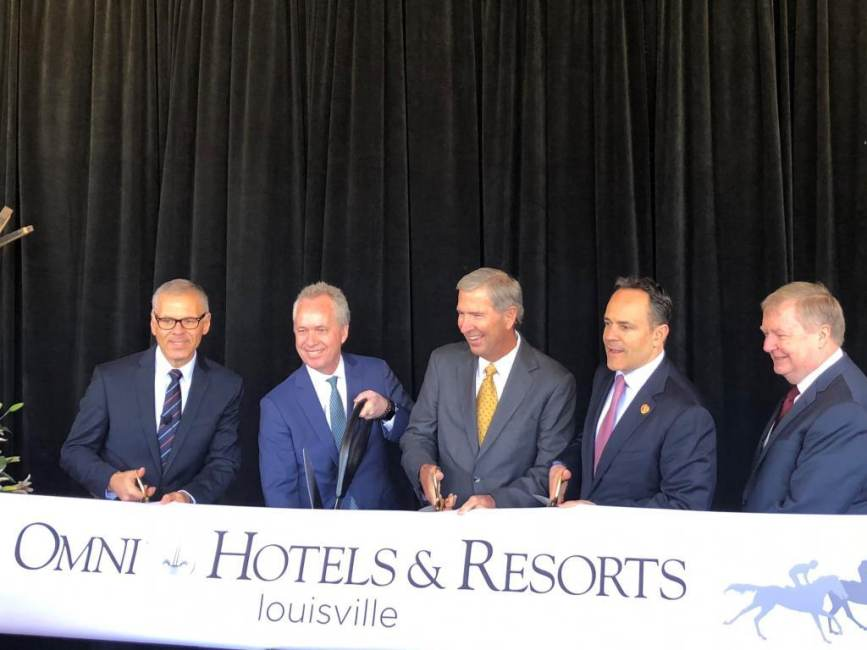 Omni Hotel Captures the 'Essence of Louisville' with Grand Opening