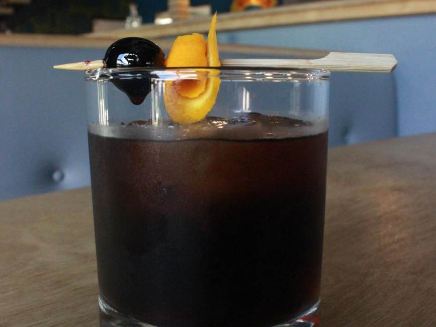 Louisville's Official Bourbon Cocktail Gets Caffeinated Twist