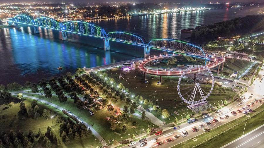 Giant Observation Wheel Coming to Waterfront Park Spring 2018