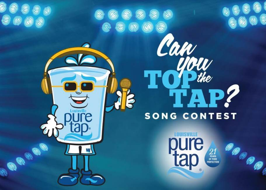 Louisville Pure Tap® Sings About Turning 21!