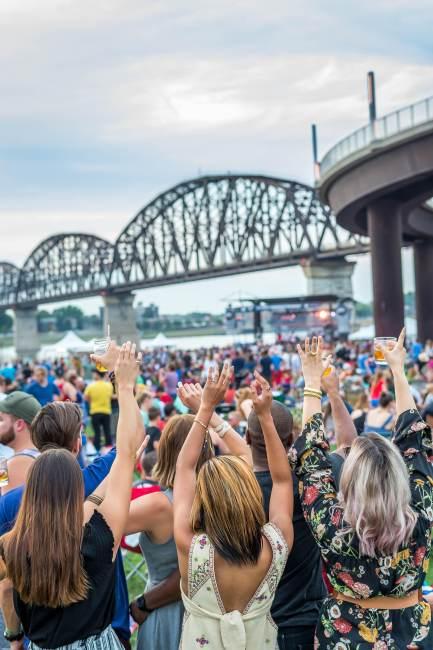 Louisville Music Festivals Nominated for Prestigious Pollstar Award
