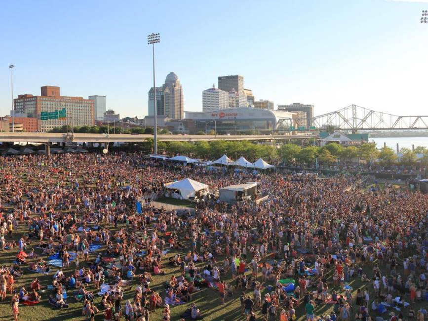 Forecastle Announces Official Kick-Off Party at Against the Grain